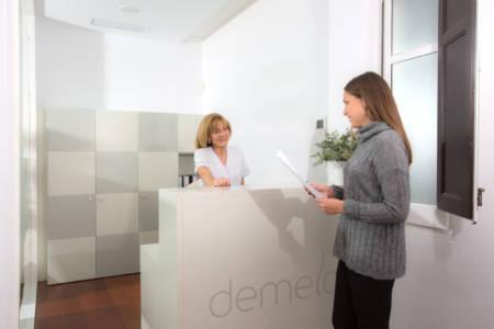 Depilación médica láser valencia contacto